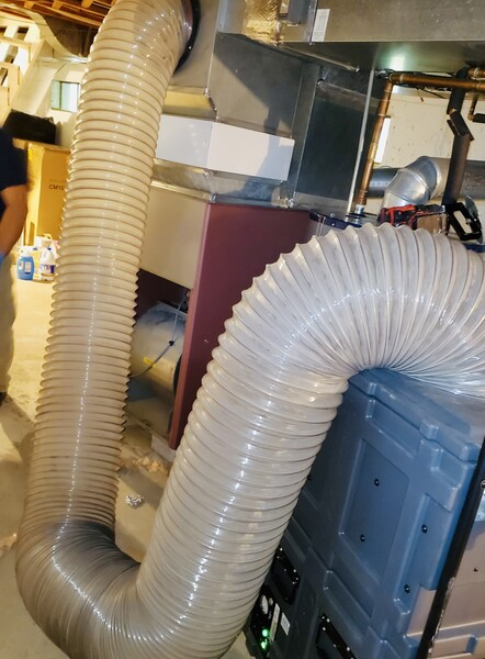 Air duct cleaning in Wilton, CO (1)
